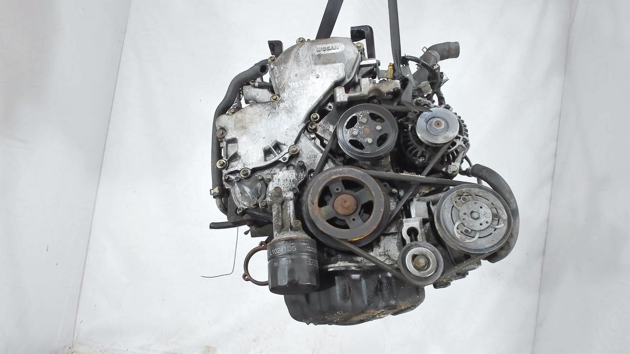 Двигатель (ДВС) Nissan XTrail (T30)  2.2 л Дизель