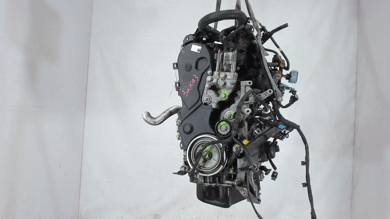 Двигатель (ДВС) Peugeot 4007 2.2 л Дизель