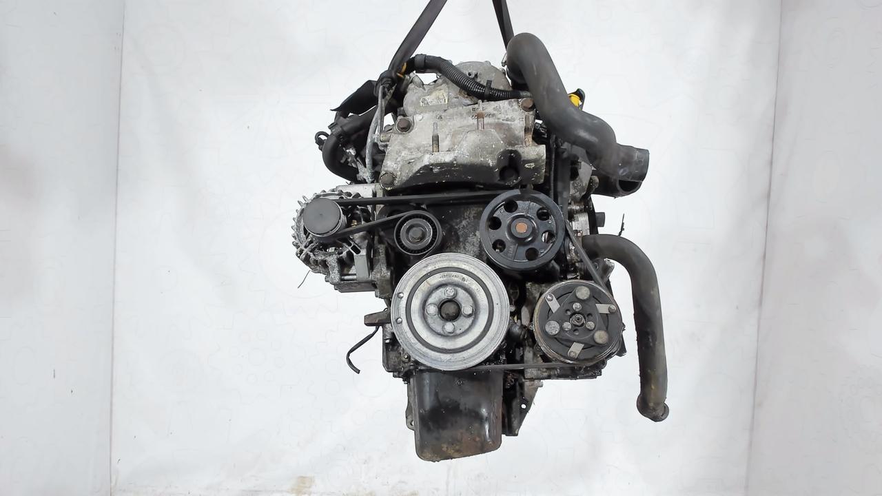 Двигатель (ДВС) Opel Agila  1.3 л Дизель