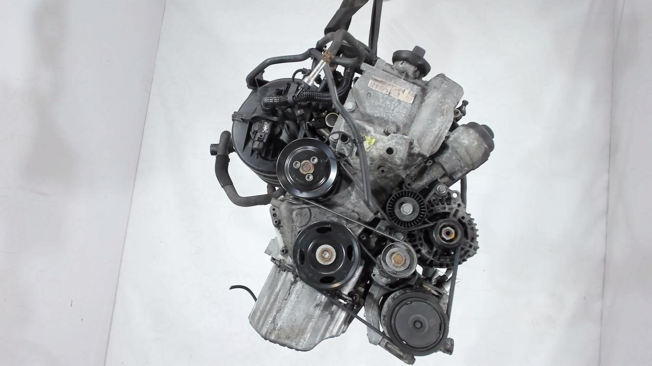 Двигатель (ДВС) Volkswagen Golf 5  1.6 л Бензин