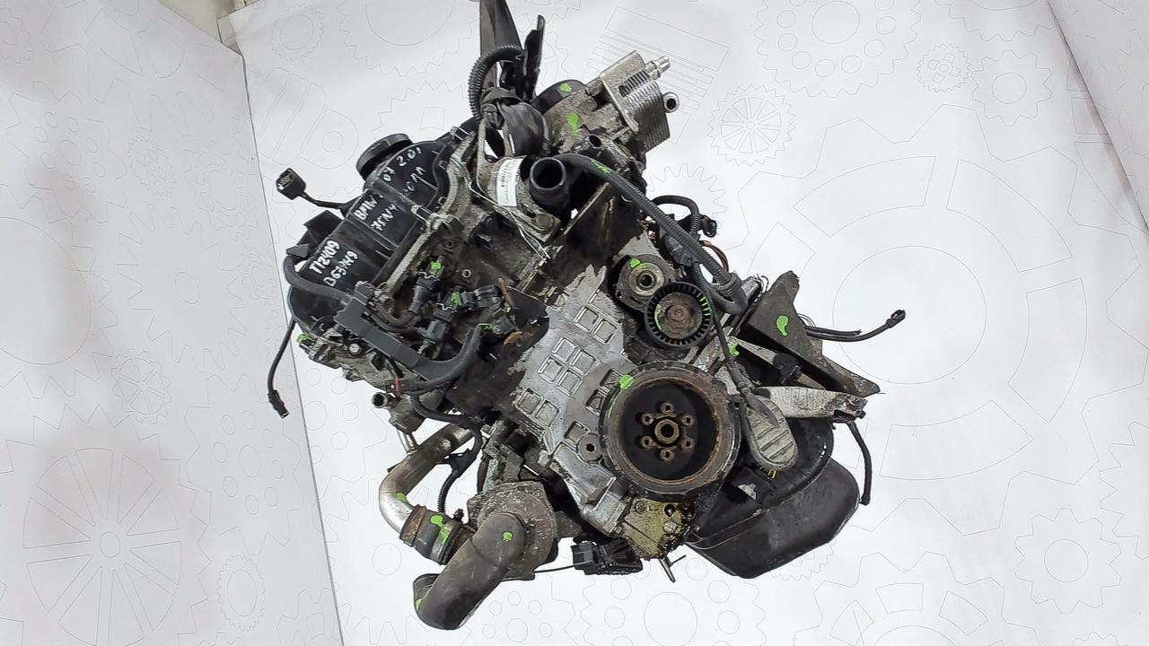 Двигатель (ДВС) BMW 3 E92  2 л Бензин