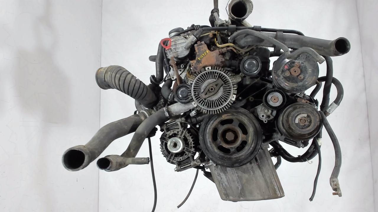 Двигатель (ДВС) Mercedes Sprinter  2.7 л Дизель