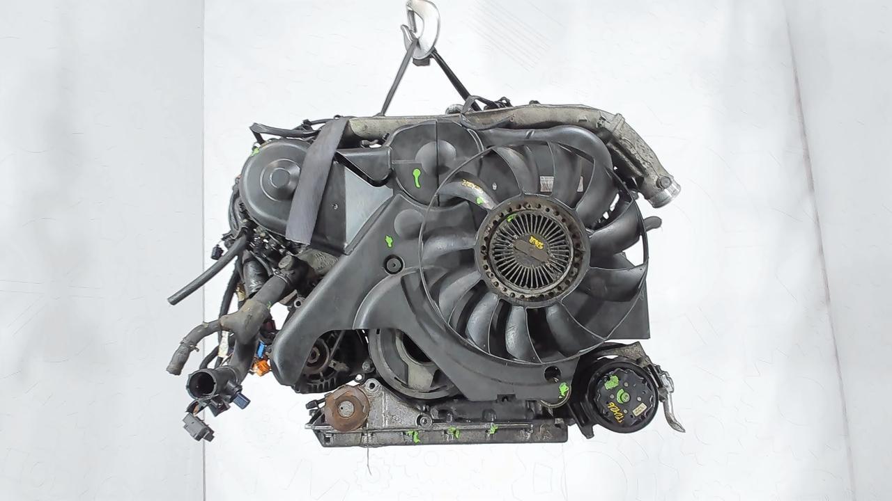 Двигатель (ДВС) Audi A6 (C5) Allroad  2.5 л Дизель