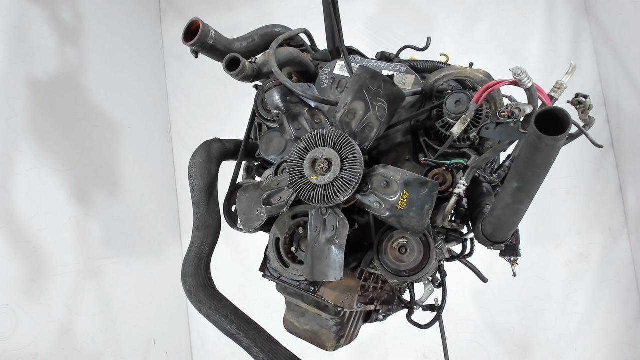 Двигатель (ДВС) Jeep Liberty  2.5 л Дизель