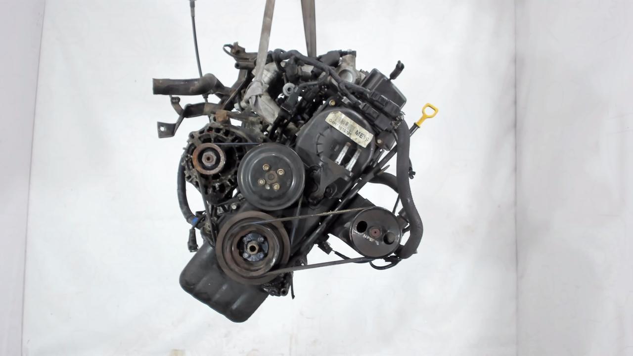 Двигатель (ДВС) KIA Picanto  1 л Бензин
