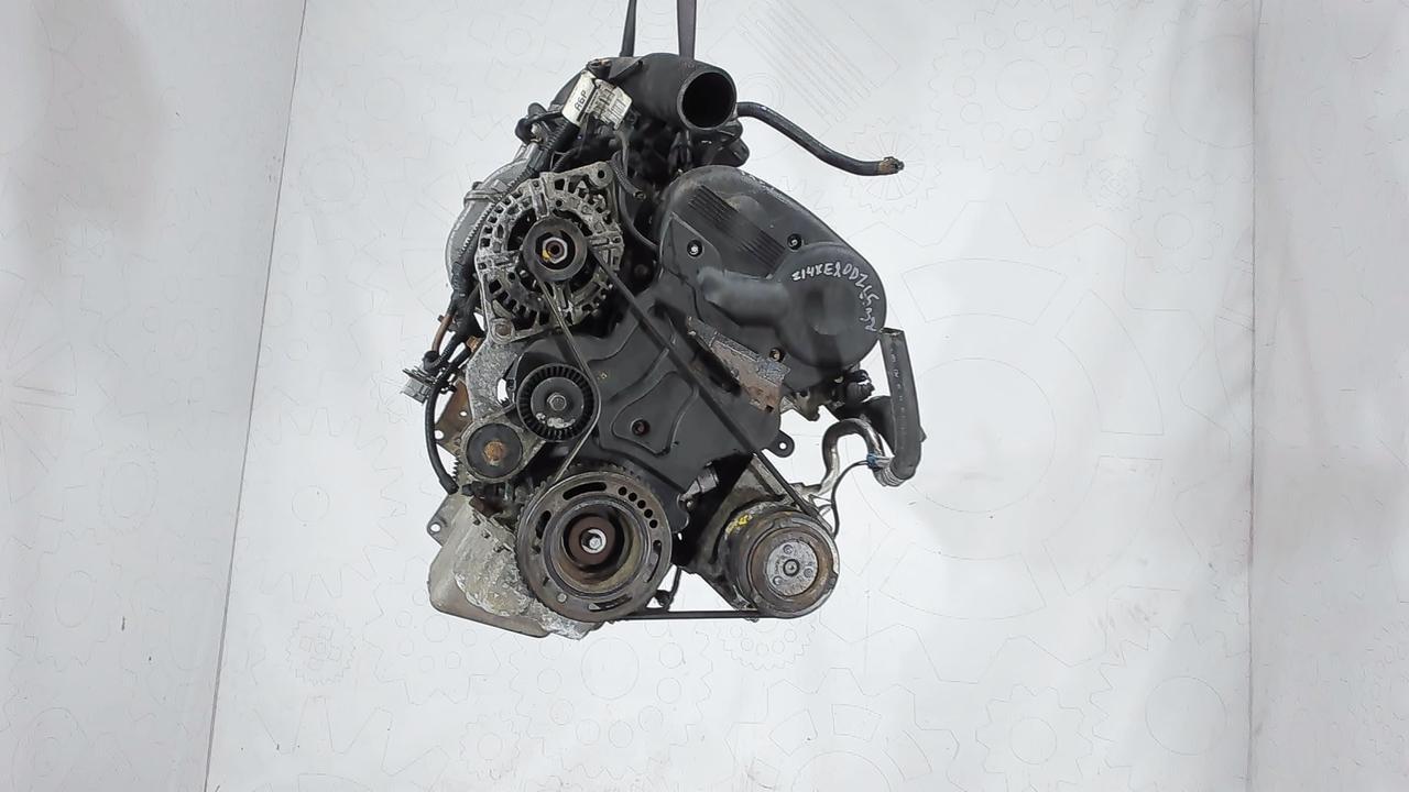 Двигатель (ДВС) Opel Corsa C  1.4 л Бензин