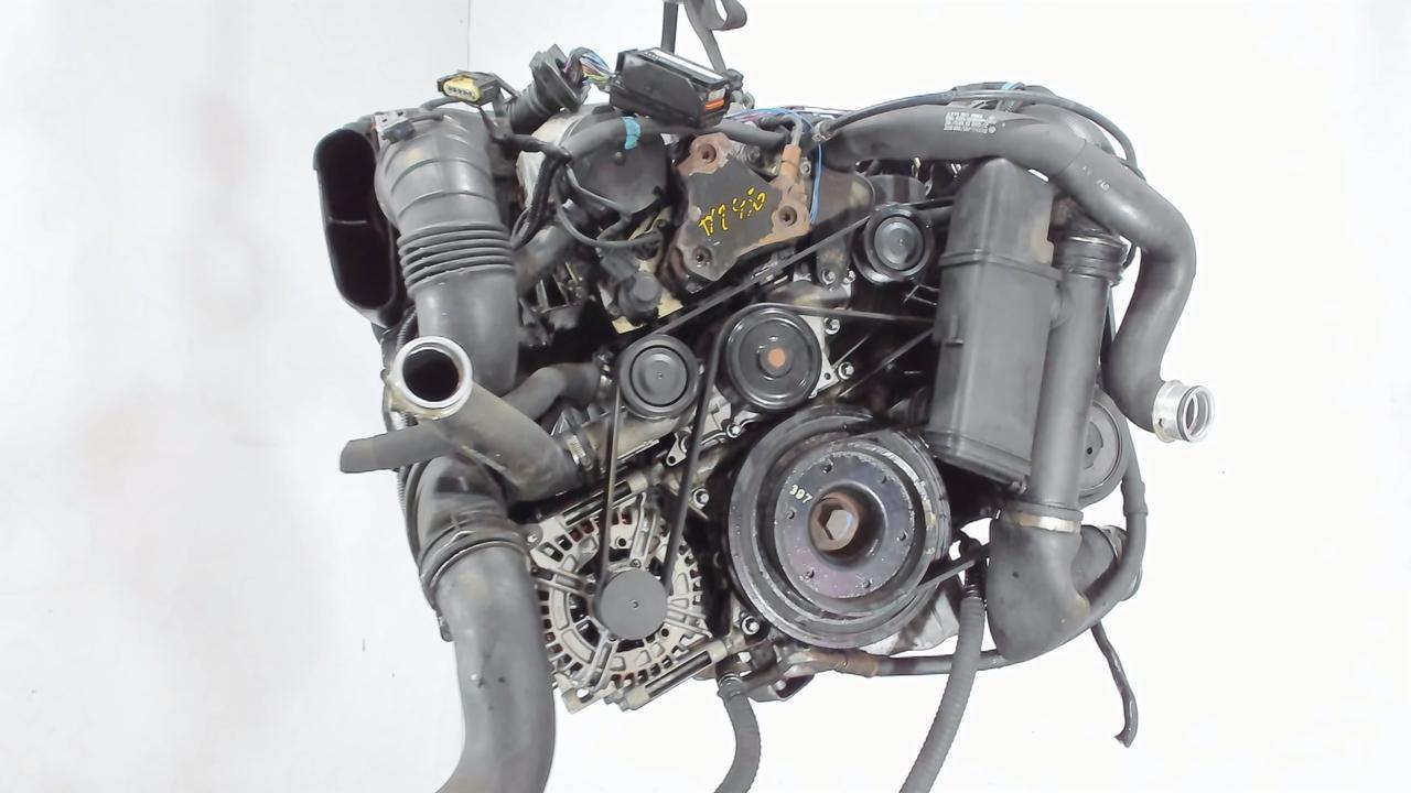 Двигатель (ДВС) Mercedes E W211  2.7 л Дизель