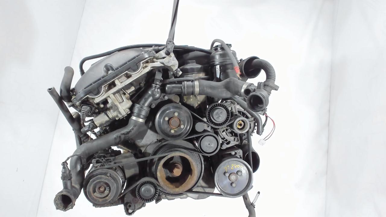 Двигатель (ДВС) BMW 3 E46  2.8 л Бензин