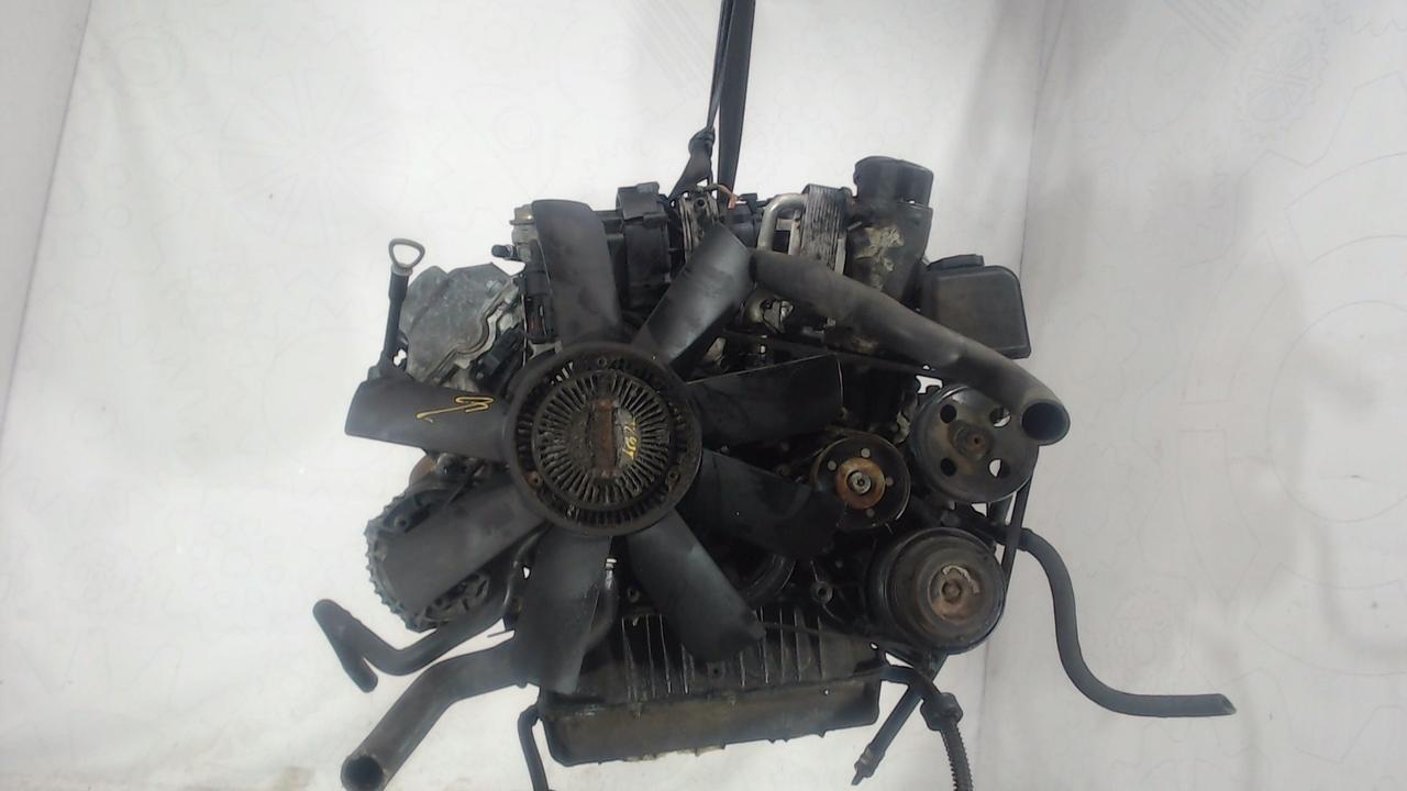 Двигатель (ДВС) Mercedes E W210  4.3 л Бензин