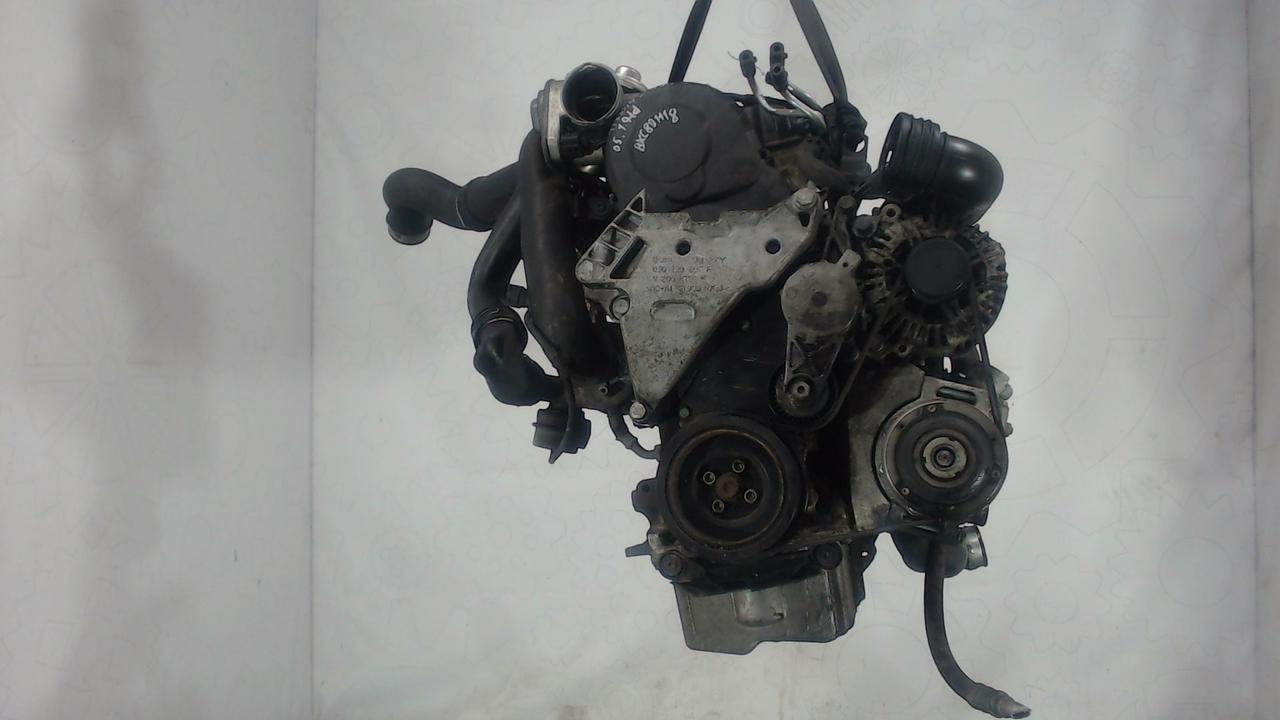 Двигатель (ДВС) Seat Altea 1.9 л Дизель