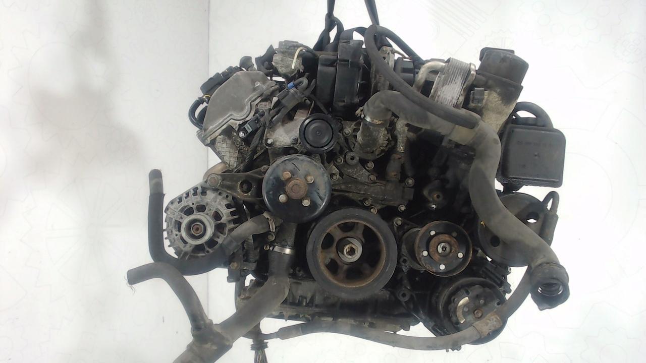 Двигатель (ДВС) Mercedes C W203  3.2 л Бензин