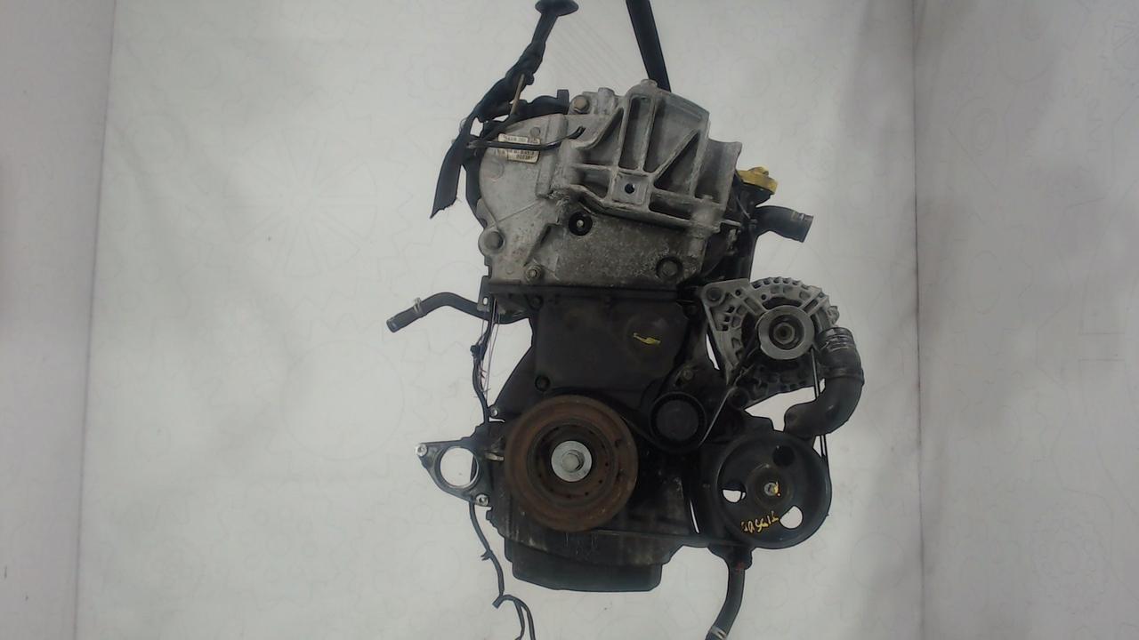 Двигатель (ДВС) Renault Modus 1.4 л Бензин