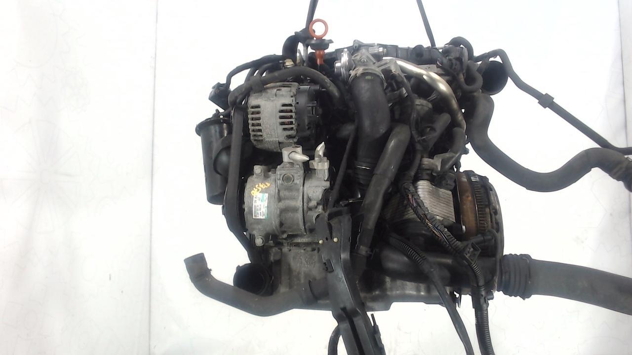 Двигатель (ДВС) Seat Leon 2  2 л Дизель