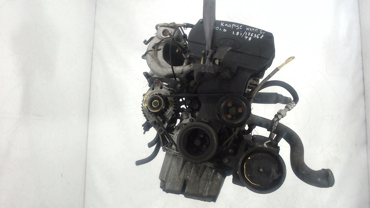 Двигатель (ДВС) KIA Clarus 1.8 л Бензин