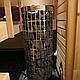 Электрическая печь Harvia Cilindro PC 90 со встроенным пультом, фото 7