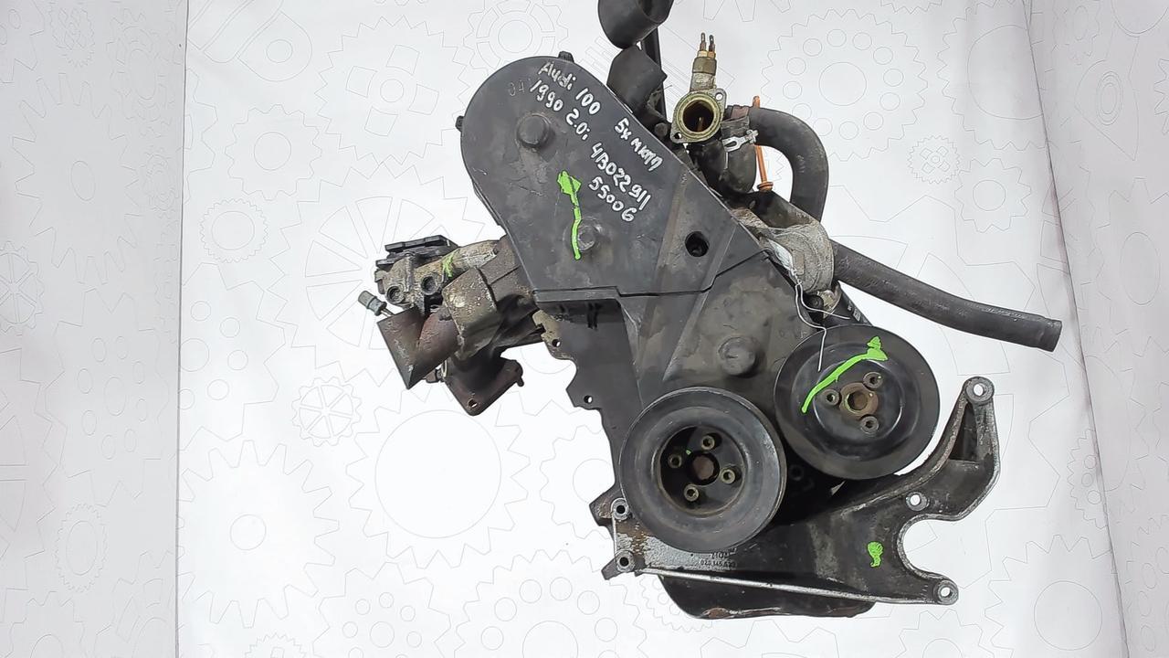 Двигатель (ДВС) Audi 100 (44) 1983 1.8 л Бензин