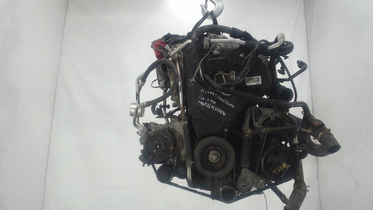 Двигатель (ДВС) Suzuki Grand Vitara  1.9 л Дизель