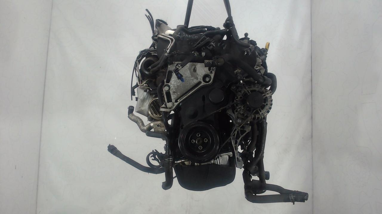 Двигатель (ДВС) Skoda Rapid 1.6 л Дизель