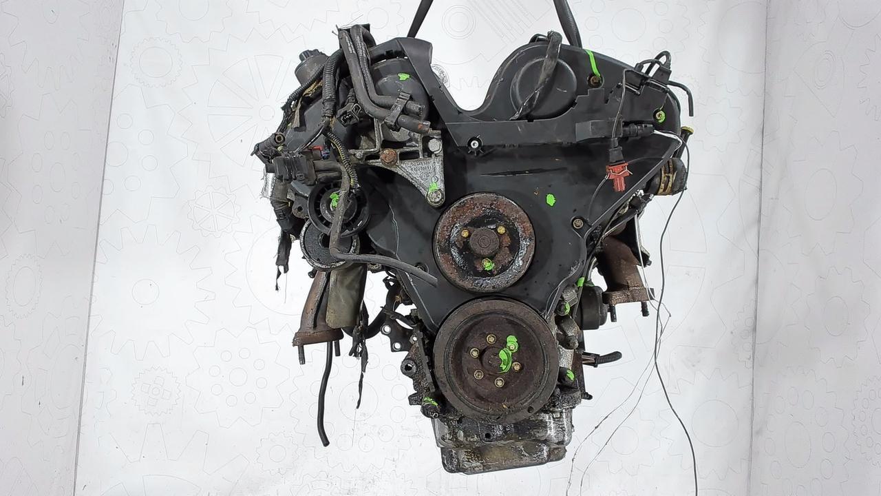 Двигатель (ДВС) Opel Vectra B  2.5 л Бензин