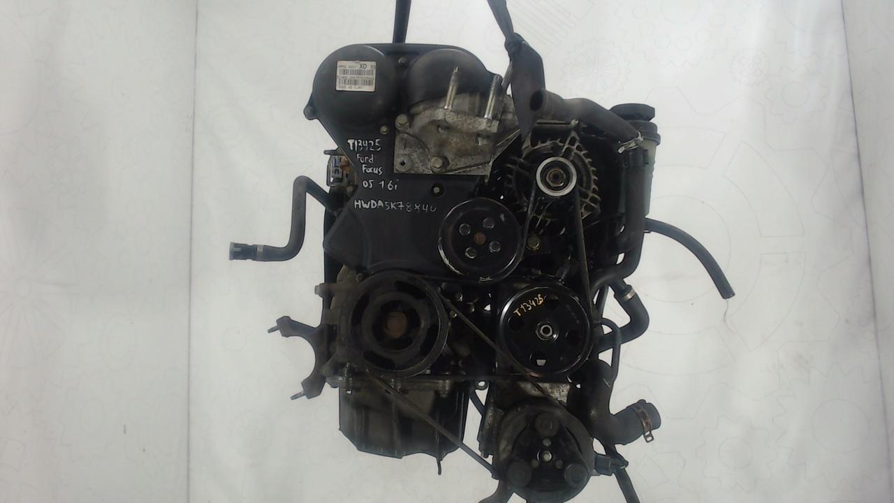 Двигатель (ДВС) Ford Focus 2  1.6 л Бензин