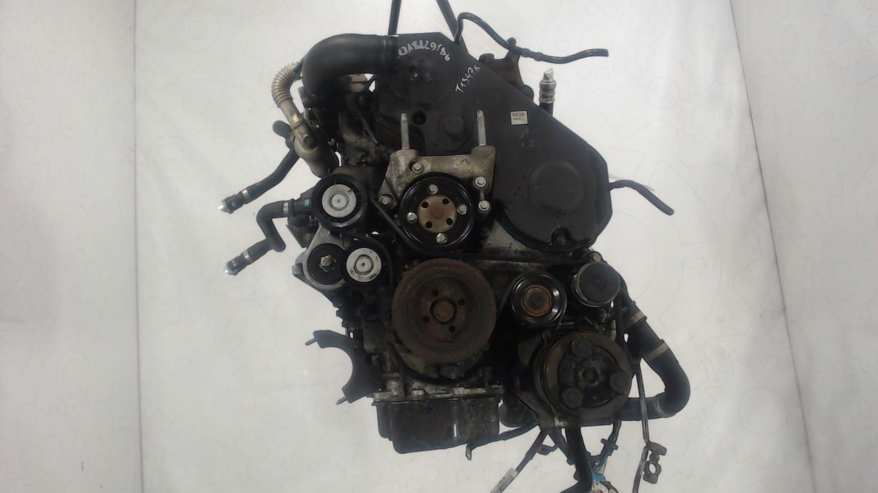 Двигатель (ДВС) Ford Focus 2  1.8 л Дизель