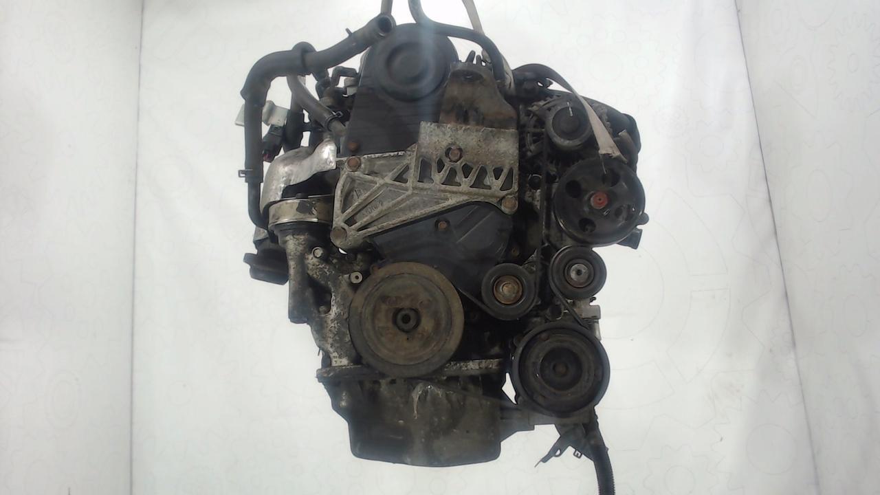 Двигатель (ДВС) Hyundai Trajet 2 л Дизель