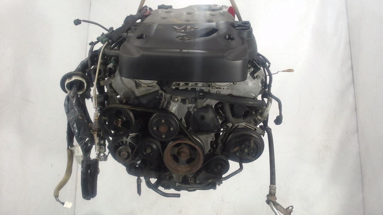 Двигатель (ДВС) Nissan 350Z  3.5 л Бензин