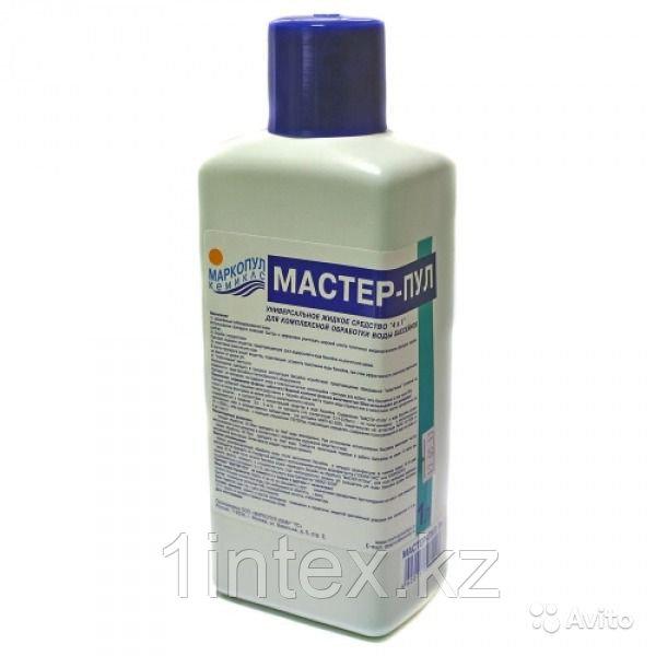 Мастер-Пул 0.5л безхлорное жидкое ср-во 4 в 1