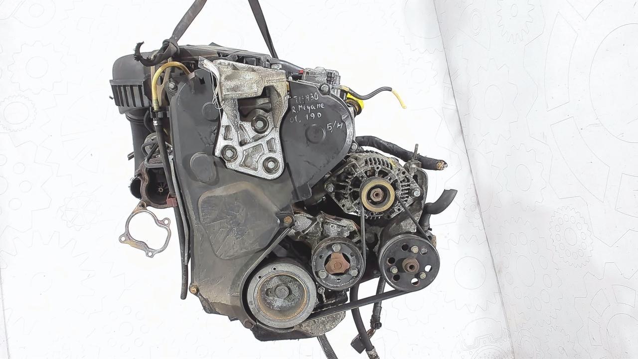 Двигатель (ДВС) Renault Megane  1.9 л Дизель