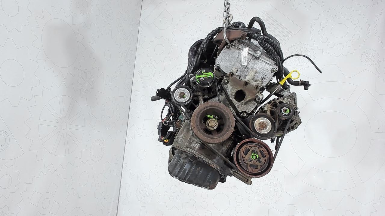 Двигатель (ДВС) Nissan Note E11  1.4 л Бензин