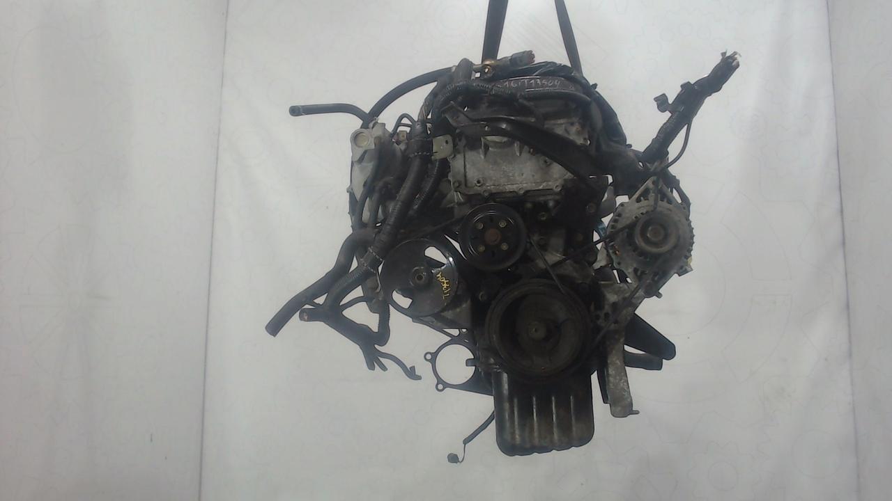 Двигатель (ДВС) Nissan Primera P11  1.6 л Бензин