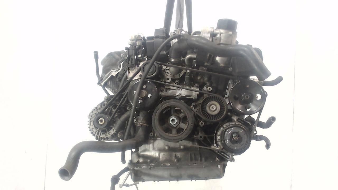 Двигатель (ДВС) Mercedes S W220  5 л Бензин