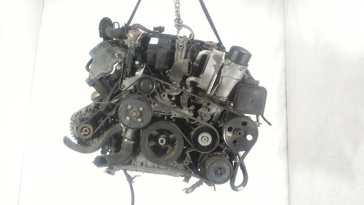 Двигатель (ДВС) Mercedes E W211  5 л Бензин