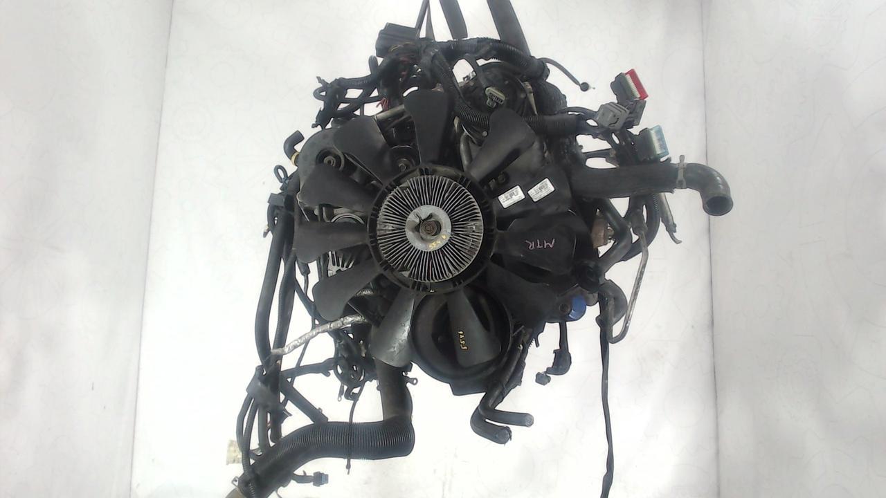 Двигатель (ДВС) Cadillac Escalade 1  5.7 л Бензин
