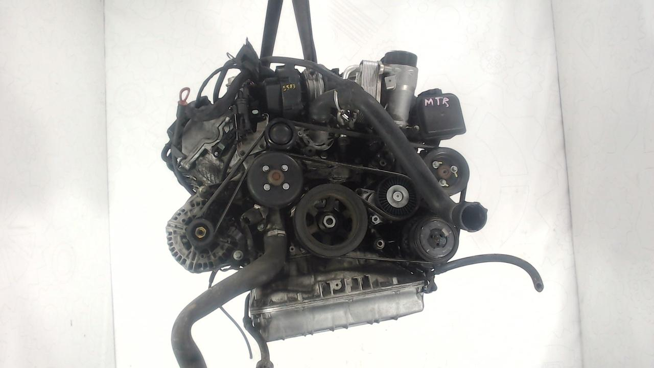 Двигатель (ДВС) Mercedes S W220  3.7 л Бензин