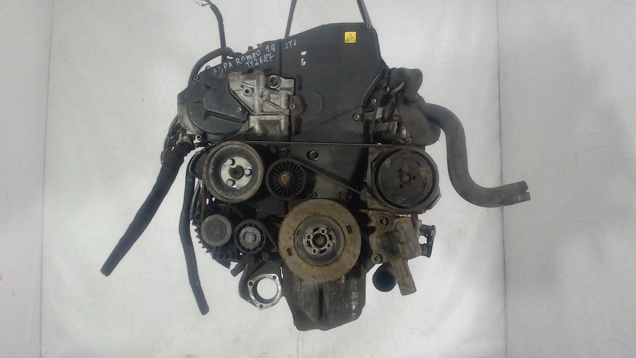 Двигатель (ДВС) Alfa Romeo 147 1.9 л Дизель