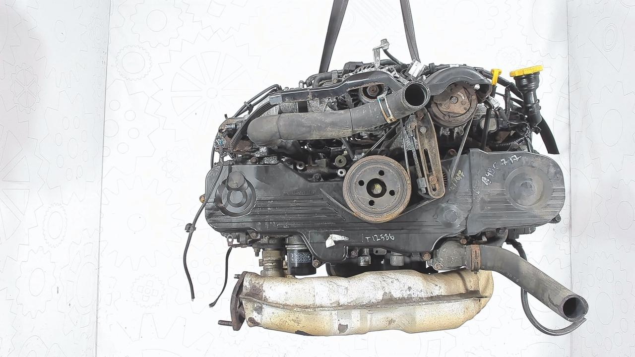 Двигатель (ДВС) Subaru Legacy (B13)  2.5 л Бензин