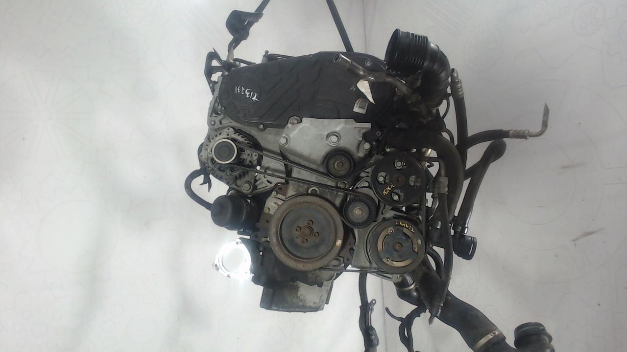 Двигатель (ДВС) Opel Insignia  2 л Дизель