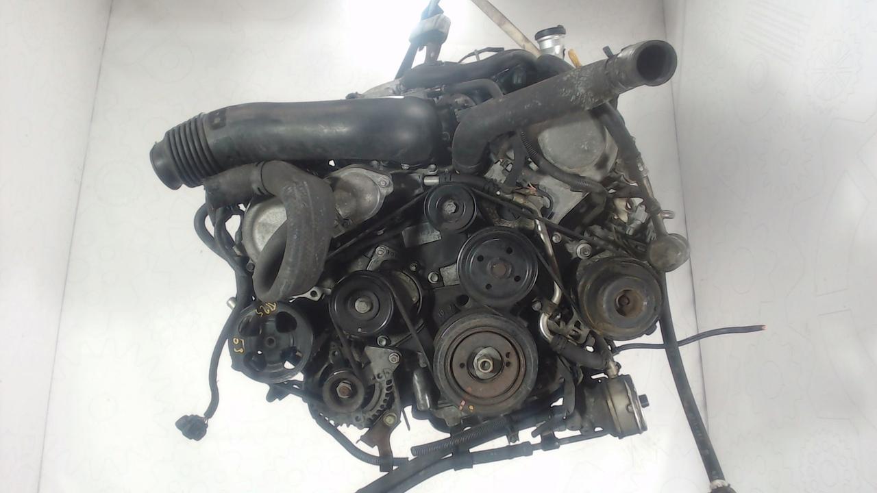 Двигатель (ДВС) Lexus LS430 UCF30  4.3 л Бензин