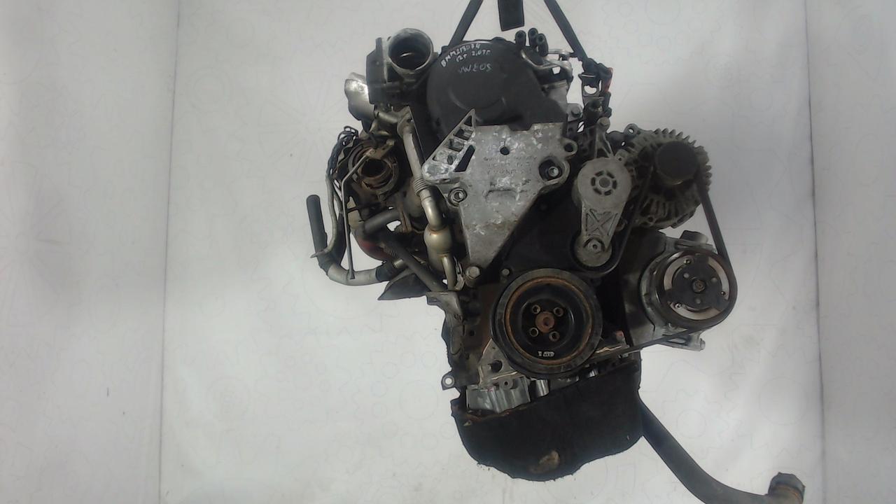 Двигатель (ДВС) Volkswagen Eos 2 л Дизель