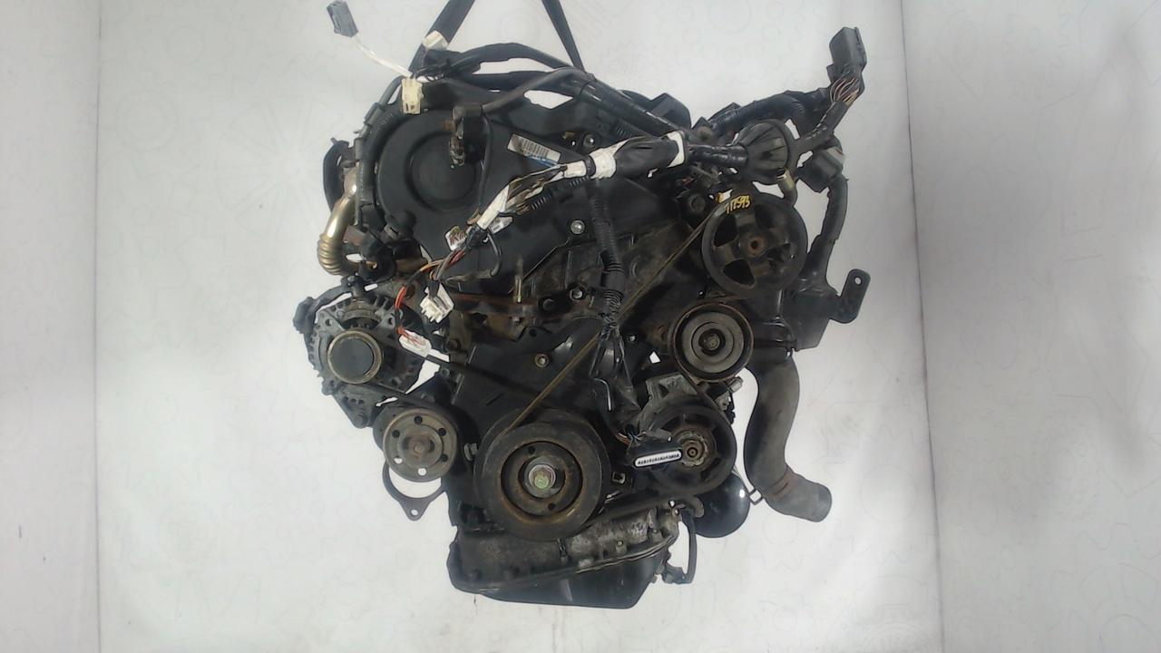 Двигатель (ДВС) Toyota Avensis 2  2 л Дизель