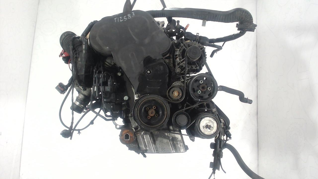 Двигатель (ДВС) Audi A4 (B7)  2 л Дизель