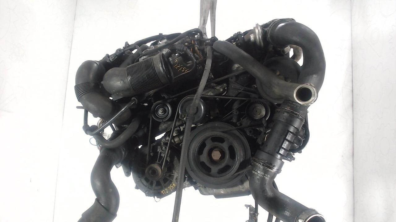 Двигатель (ДВС) Mercedes C W203  2.2 л Дизель