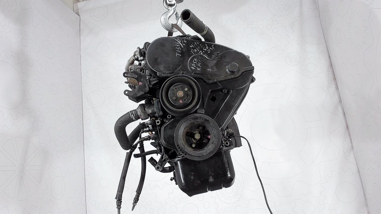 Двигатель (ДВС) Mitsubishi Montero Sport 2.5 л Дизель