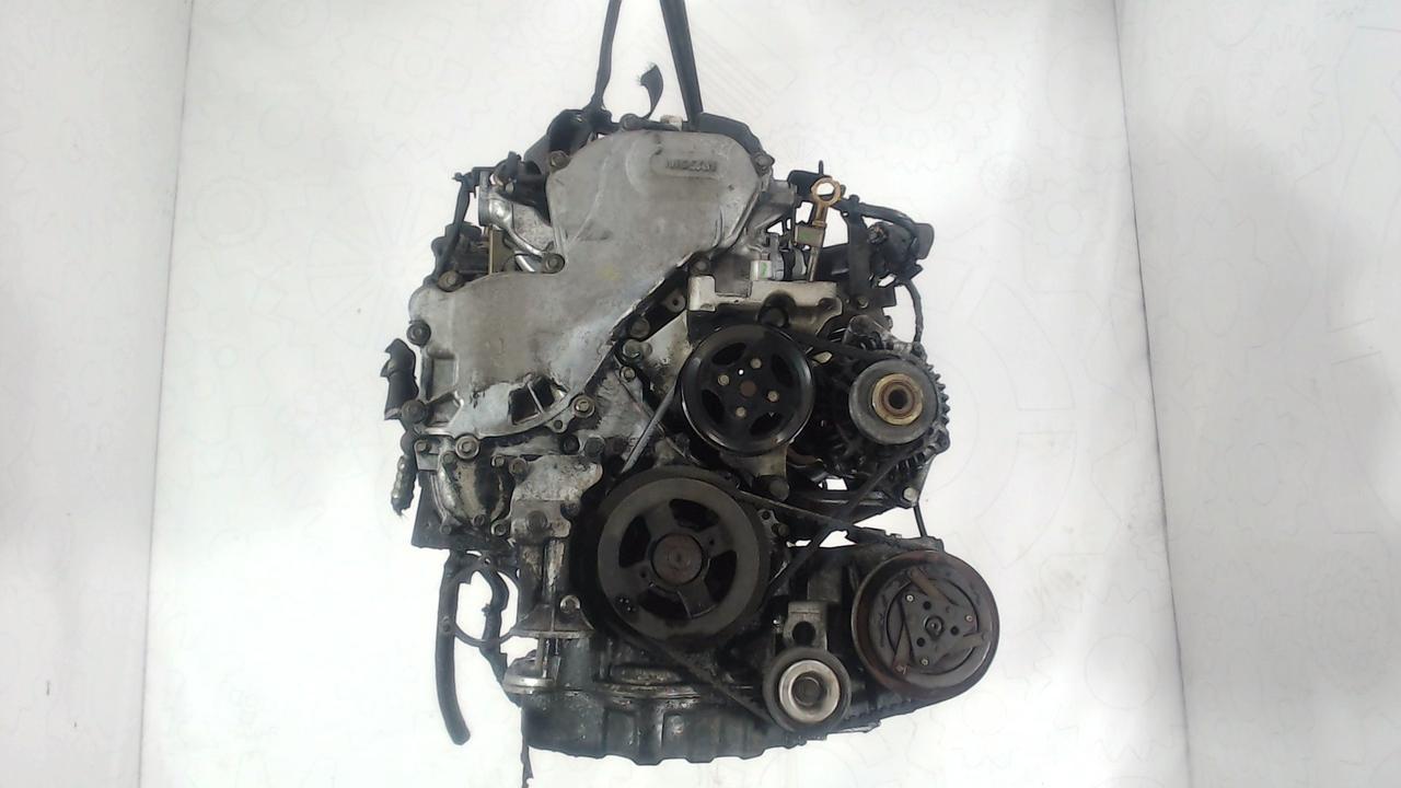 Двигатель (ДВС) Nissan Primera P12  2.2 л Дизель