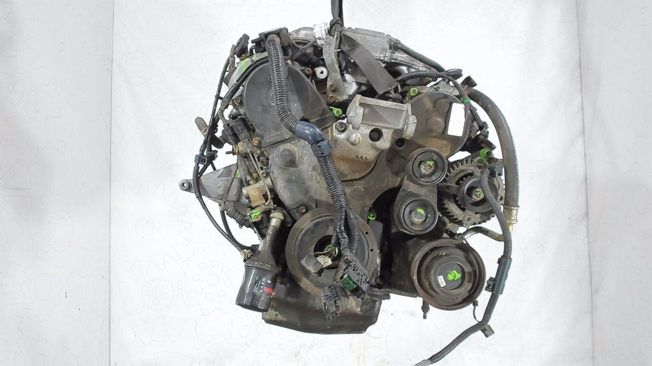 Двигатель (ДВС) Honda Odyssey  3.5 л Бензин