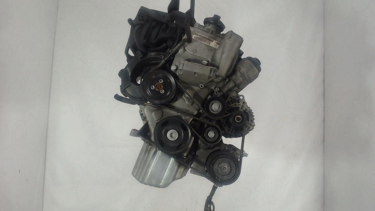 Двигатель (ДВС) Volkswagen Polo  1.6 л Бензин