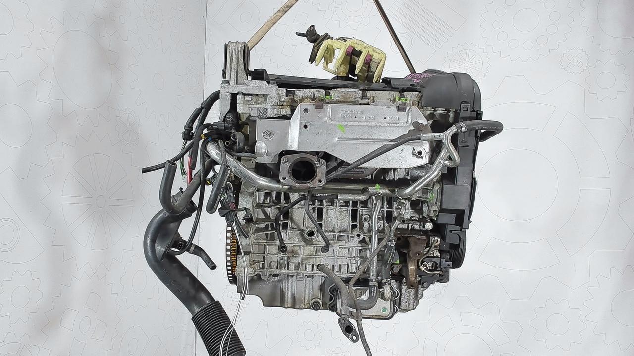 Двигатель (ДВС) Volvo XC70  2.4 л Бензин