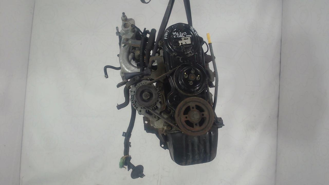 Двигатель (ДВС) Daihatsu Move  0.9 л Бензин