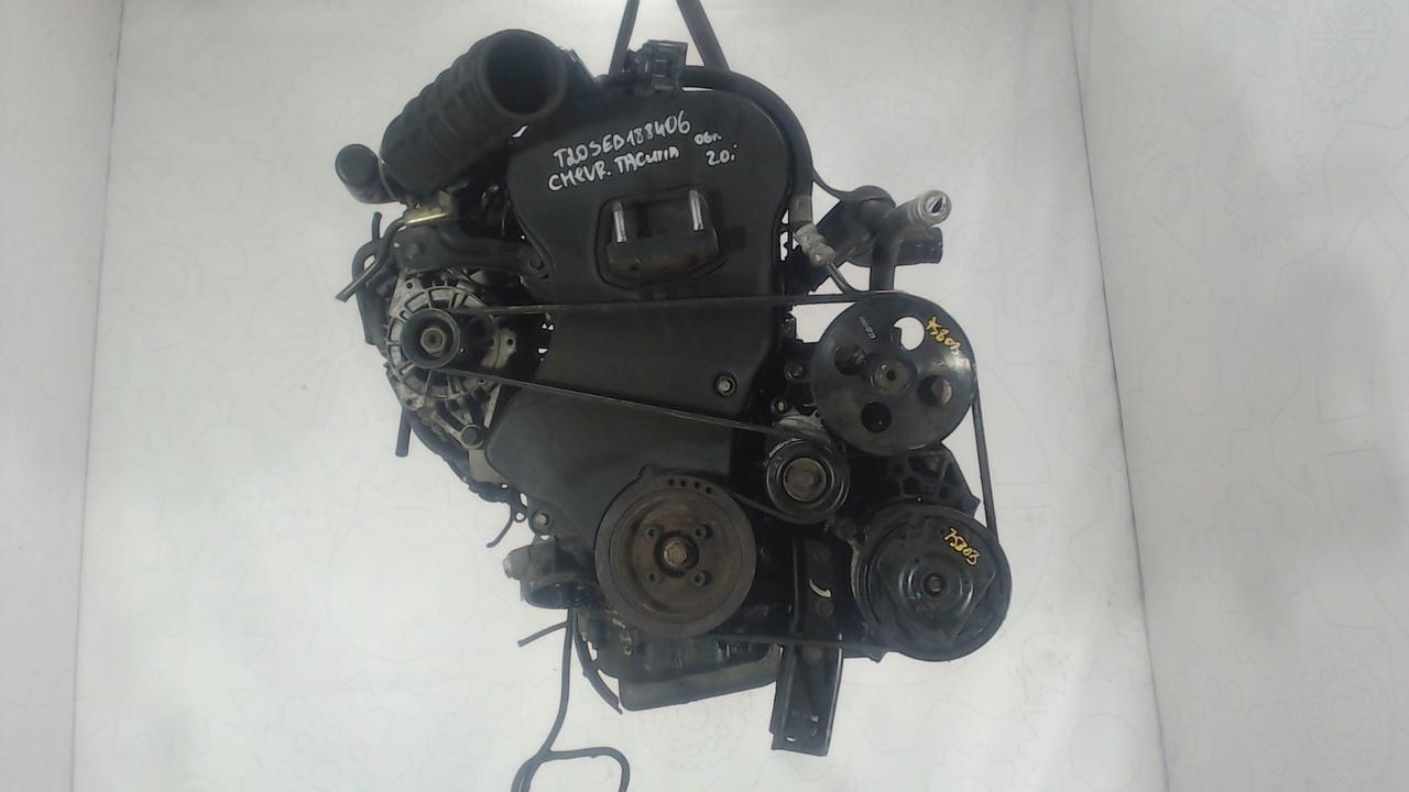 Двигатель (ДВС) Chevrolet Tacuma 2 л Бензин